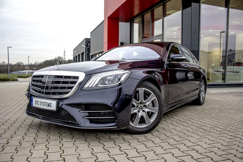 DTE chip tuning pre nový  Mercedes-Benz S 450 EQ Boost (W222)