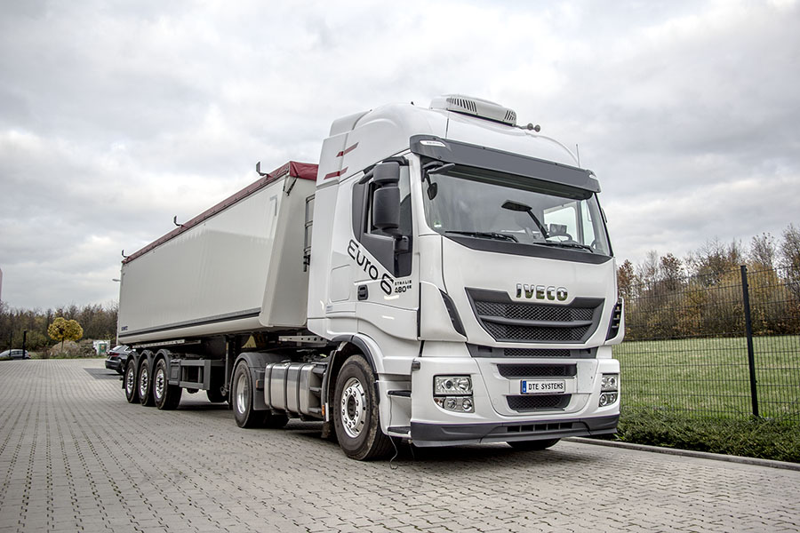 Iveco Stralis 460 (euro6) chiptuning